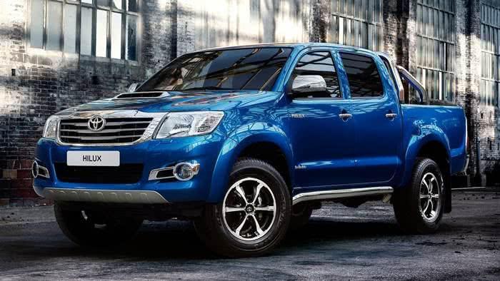 Seguro Toyota Hilux