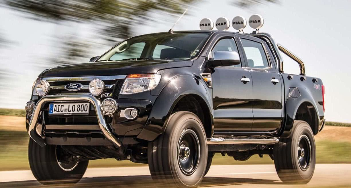 i. valor do seguro ford ranger