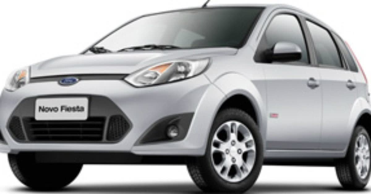 valor do seguro ford fiesta-