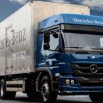 Seguro Caminhão – Mercedes