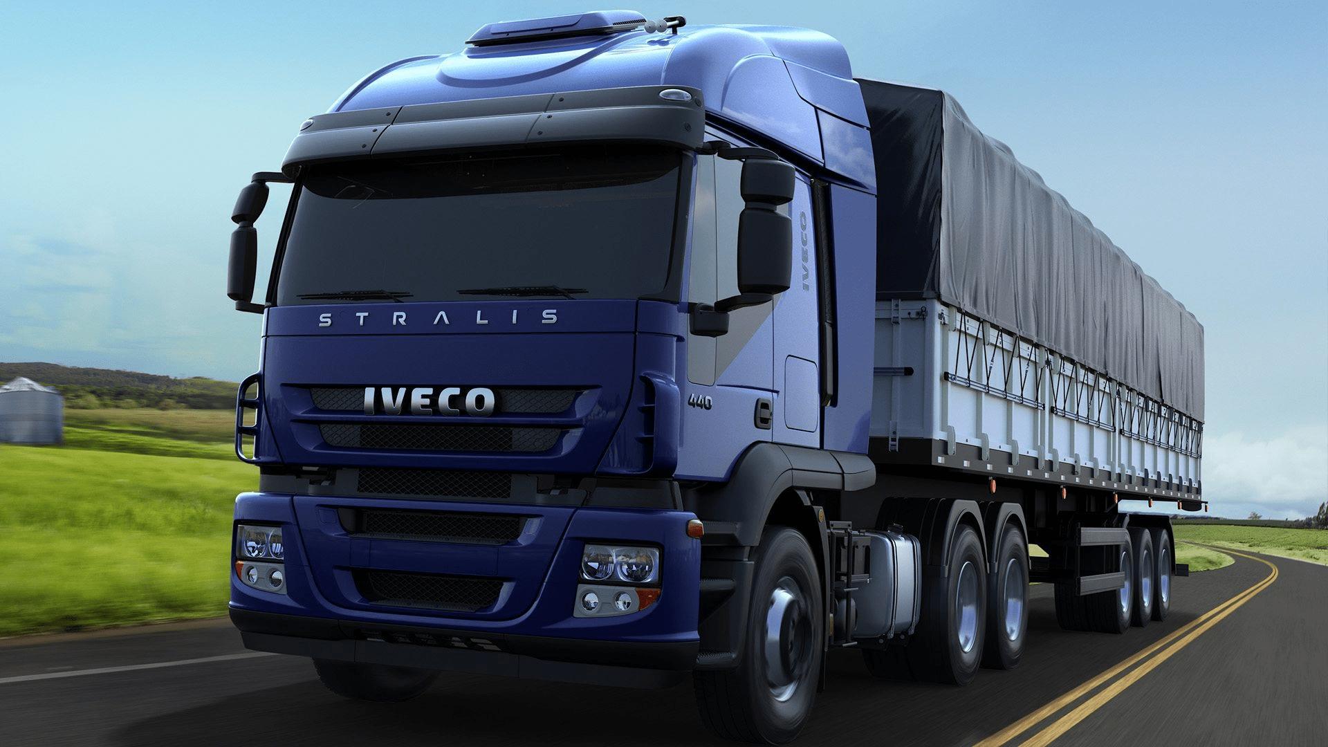 Seguros para caminhões Iveco