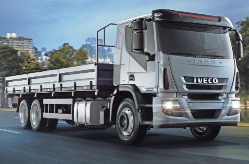 Caminhão Iveco - Seguradora